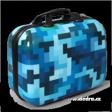 DEDRA Kézipoggyász kicsi Blue tetris  (Kézipoggyász kicsi Blue tetris )