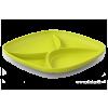 DEDRA GoEco Bambusz kínáló tál Snack (GoEco Bambusz kínáló tál Snack)