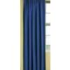 Kész fényzáró blackout sötétítő függöny középkék I.180R/Cikksz:01210375