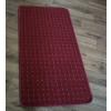 Bordó kockás szegett szőnyegTR 60x300cm/0016/Cikksz:05200782