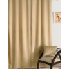 Kész fényzáró blackout sötétítő függöny beige I.160R/Cikksz:01210339
