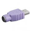 goobay Adapter USB A-> PS/2 (68918)