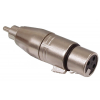 Valueline RCA - XLR adapter