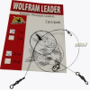 Frenetic Wolfram harapásálló előke 30cm 9kg