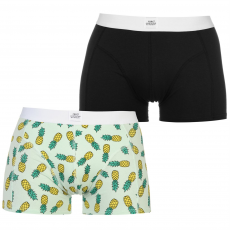 Fabric Boxeralsó Fabric Pineapple 2 Pack fér.