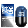 Carolina Herrera 212 Men EDT 20 ml