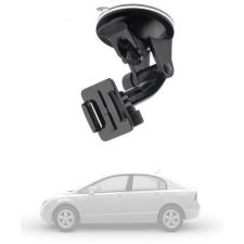 Sec-CAM SJ/GP-59, AUTÓS KONZOL (gépjármű konzol) - SJCAM és GoPro akciókamerákhoz -SJCAM SJ4000, SJ5000, X1000 sorozatokhoz videókamera kellék