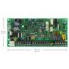 Paradox SP4000 riasztó központ panel, 4-32 zónáig bővíthető, 2 partíciós