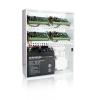 Roger ME2S fehér fémdoboz, 80VA transzformátor, ZMPR1 szerelőkészlet, 4 darab PR402 vagy PR302/301modul számára, 395 x 320 x 110 mm