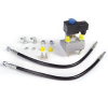 Faac F401051 antipánik egység B680H (F104680) sorompóhoz, kar manuális áramszünet esetén történő kinyitásához biztonságtechnikai eszköz