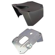Faac F430001 B604 fali tartókonzol a sorompó falra történő szereléséhez biztonságtechnikai eszköz