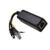 PoE tápleválasztó IP kamerákhoz. Minden IP kamerával használható. 48V DC-ből 12V DC