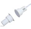 Sentek BR-1021WH 10db/csomag, befúrható, fémajtóba, fehér biztonságtechnikai eszköz
