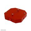 Pulsar AWOZ-225S Elosztódoboz 2 fuses 2x0,375A(120x120x37)