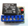Alarmworld RP01TR12PLUS Relépanel, 1 csatorna, 12V, +trg