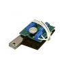 IdentiVision ICH-H230, kameraház fűtés, 230V AC