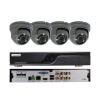 EuroVideo AK-Eurovideo EVS-C04/DV1080PA28M CVI szett, 1 db EVD-C04/50A1FH, 4 db EVC-TC-DV1080PA28M
