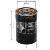 MAHLE ORIGINAL (KNECHT) MAHLE ORIGINAL OC274 olajszűrő