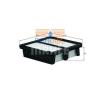 MAHLE ORIGINAL (KNECHT) MAHLE ORIGINAL LX2889 levegőszűrő