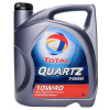 Total Quartz 7000 10w40 5L motorolaj