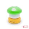 Gombalámpa zöld (20274C)