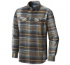 Columbia Silver Ridge Flannel Long Sleeve Shirt Ing D (1681631-p_203-New Cinder) férfi ing