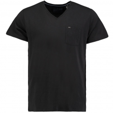O'Neill LM Jack's B. Slim V-neck T-shi T-shirt,póló D (O-652337-p_9010-Black Out)