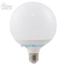 LED izzó G120 20W E27 foglalattal meleg fehér izzó