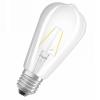 Osram Parathom Retrofit ST64 25 2W/827 E27 filament LED 2016/17