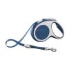 Flexi Vario szalagos póráz L, 8m, kék
