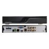 EuroVideo EVD-C04/50A1FH HD-CVI DVR, 4 CVI, vagy 2 CVI 2 IP bemenet, 1080p/12,5 fps, 720p/25 fps, 1x4 TB SATA HDD