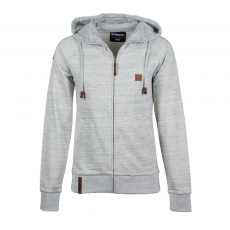 Fundango Mirage Pulóver,sweatshirt D (2WP101_745-grey heather)