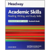 Oxford University Press Sarah Philpot - Lesley Curnick: New Headway Academic Skills Reading,Writing and Study Skills Student's Book - Introductory Level