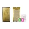 RMPACK Gold (Tempered Glass) Kijelzővédő Üveg Samsung G900 GALAXY S5