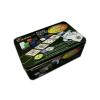 Póker zsetonok 200db pléh dobozban