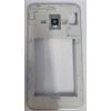 Samsung J120 Galaxy J1 2016 középső keret fehér*
