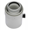 Tricox PAKL50C kondenzátum leválasztó idom PPs/Alu 60/100mm