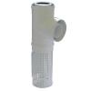 Tricox PAKT60 kültéri T-idom levegő kosárral PPs/Alu 80/125mm