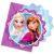 Disney hercegnők: Jégvarázs 6 darabos partimeghívó
