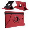 Samsung Galaxy Tab E 9.6 Forgatható Tok T560 RMPACK 360 Series Piros
