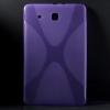 Samsung Galaxy Tab E 9.6 T560 Szilikon Tok X-Style Lila