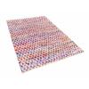 Beliani Színes szőnyeg - tarka - pamut - 140x200 cm - ARAKLI