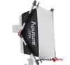 Aputure EZ-Box fényformáló softbox Amaran HR672 és AL-528-as LED videólámpákhoz tárgysátor