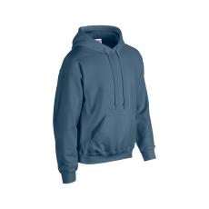 GILDAN bélelt kapucnis pulóver, indigókék