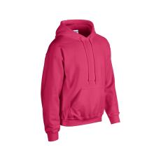 GILDAN bélelt kapucnis pulóver, heliconia