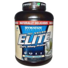 Dymatize All Natural Elite Whey 2268g táplálékkiegészítő