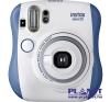 Fuji film Instax Mini25 kék fényképezőgép (MINI25B) fényképező