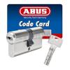 Abus BRAVUS 2000 MX biztonsági kódkártyás zárbetét törésvédelemmel 45/60