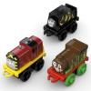 Thomas mini meglepetés mozdony 3-as: Percy, Salty, Samson