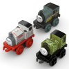 Thomas Take-n-Play Thomas mini meglepetés mozdony 3-as: Luke, Stanley, Porter